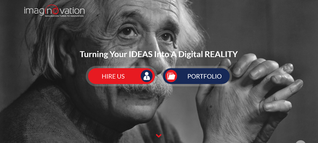 Imaginovation is a web development and design company that also specializes in mobile applications development and digital marketing services.