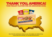 Do Us a Flavor, Lays Campaign
