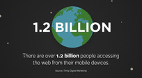 mobile device statistic