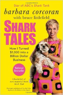 Book Cover: Shark Tales by Barbara Corcoran