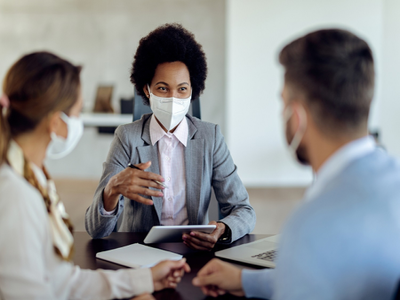 How to Lower the Risk of Coronavirus at Work