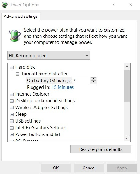 10 Tips to Improve Your Laptop's Battery Life
