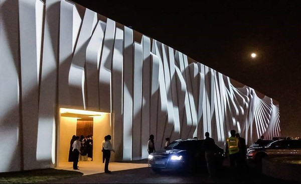 How Projection Mapping Ads Are Wowing Crowds