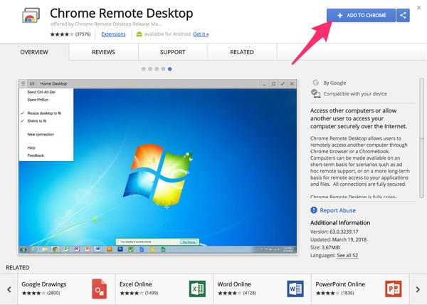 How to Use Chrome Remote Desktop for Business