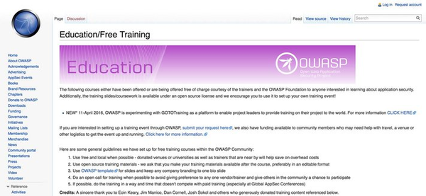 13 Free InfoSec Training Resources For IT Pros