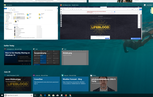 Best Business Features of Windows 10 April 2018