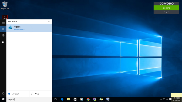 Windows 10 Registry: How to Create and Edit the  Reg File