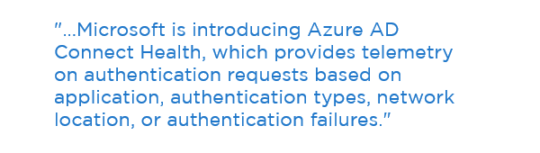 Windows Server 2016 Feature Highlight: Active Directory