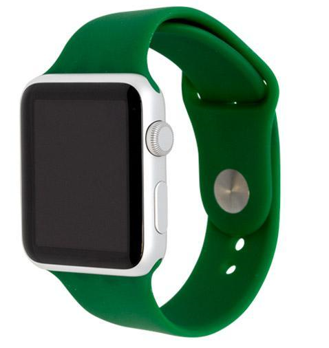e3688308918 Best Apple Sport Band look-alike. Epic Classic Silicone Apple Watch Band