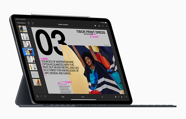 Apple's New iPad Pro Has Some Great Business Features - businessnewsdaily.com
