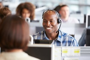 Automated call centers