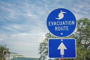 Using call center during natural disasters