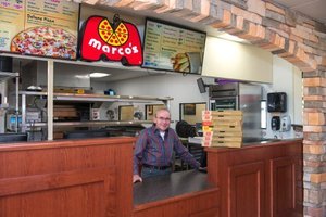 Mike Jaynes of Marco's Pizza