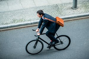 Want to Lower Your Stress at Work? Commute By Bike
