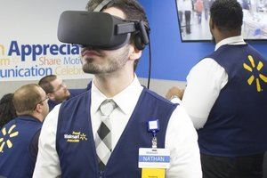 Walmart Virtual Reality