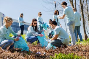 Want a Better Workplace? Encourage Employees to Volunteer