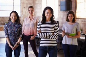 The Top 10 Workplaces for Women