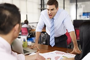 Anger Management: Irate Employees More Likely to Behave Badly