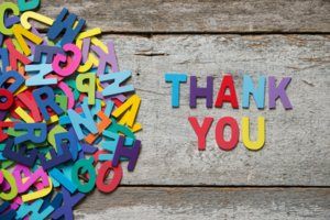 Thank You! Gratitude Is the Best Retention Strategy