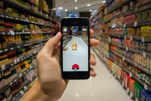Small Businesses Catch a Boost from Pokemon Go