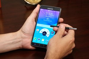 Samsung Galaxy Note 4, business tablets