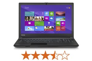 Toshiba Tecra C50, business laptops