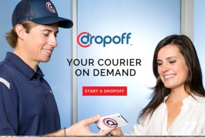 'Dropoff' Helps Small Businesses Offer Same-Day Delivery