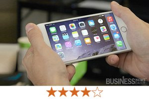 iPhone 6 Plus Review: Is it Good for Business?