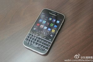BlackBerry Classic, smartphones