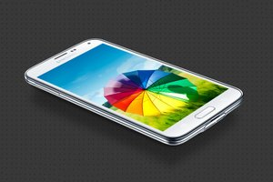 image for Samsung Galaxy smartphones and tablets can access the Galaxy Apps store. / Credit: Samsung