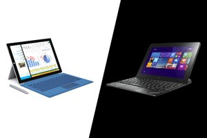 Lenovo ThinkPad 10 vs  Microsoft Surface Pro 3: Which is Better for