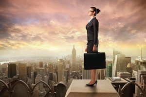 image for Women leaders are viewed as just as effective as men. / Credit: Women Leaders image via  Shutterstock