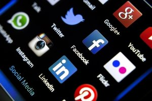 image for Your employees' social media profiles can be excellent marketing tools for your company. / Credit: Quka / Shutterstock.com
