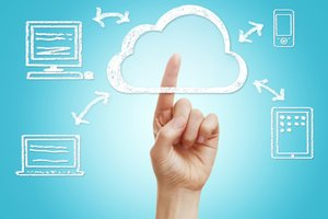 image for Which cloud storage service is right for your business? / Credit: Cloud image via Shutterstock