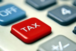 image for Collecting sales tax can hurt online retailers competetive advantage / Credit: Sales Tax image via  Shutterstock