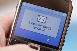 image for SMS marketing is cheap, easy and highly valuable. / Credit: Shutterstock