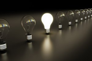 concepts, lightbulb, light bulb