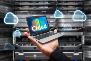 image for Data center image via  Shutterstock