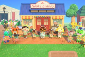 image for Animal Crossing: New Horizons / Screenshot by Andrew Martins