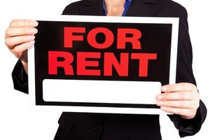 for rent, rental