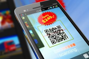 Mobile smartphone promotion