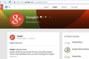 How to Reserve a Google+ Custom URL for Your Business