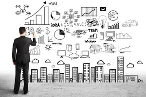internet of things, business opportunities, startups