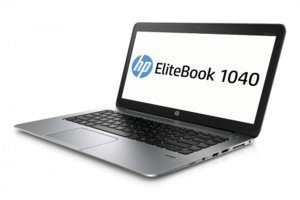 HP EliteBook Folio 1040 G1 Leads New Crop of Business PCs