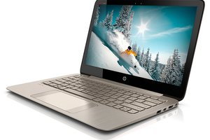 HP Spectre 13t-3000: A Business Ultrabook with a Better Touchpad