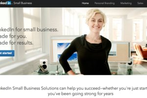 LinkedIn Launches Small Business Site