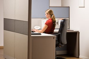 Office Cubical With 15 Office Cubicle Solutions For Small Businesses