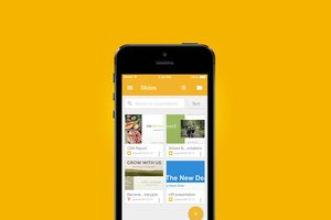 Google's Slides Presentation App Launches on iOS