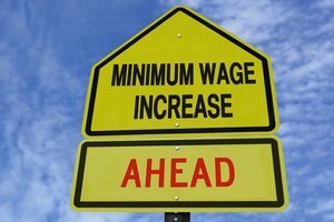 minimum wage, payroll, money