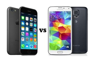 iPhone 6 vs. Samsung Galaxy 5S: Which Is Better for Business?